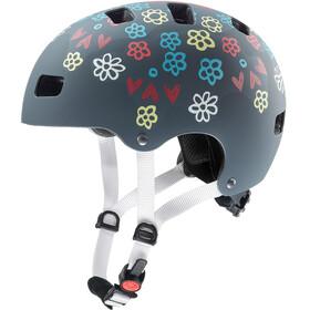 UVEX Kid 3 CC - Casque de vélo Enfant - gris/Multicolore